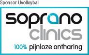 Soprano Clinics 100% pijnloos ontharen